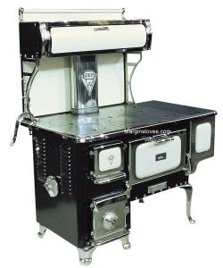 Old Fashion Gas Heat Stove