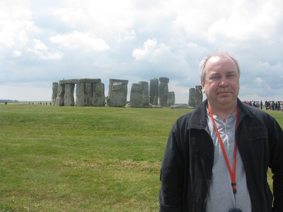 Me and Stonehenge