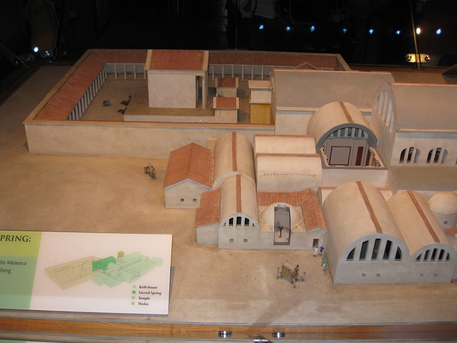 Model of Bath as it was
