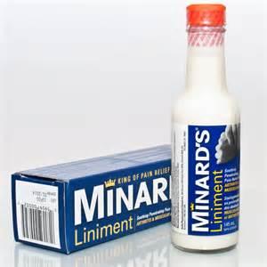 Minard's Liniment   Random Island